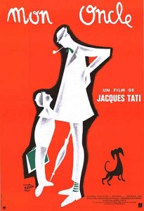 poster mon oncle